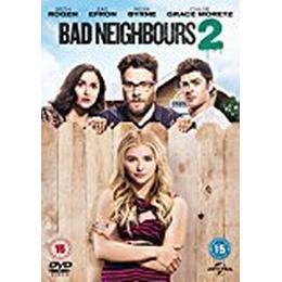 Bad Neighbours 2 (DVD + Digital Download) [2016]